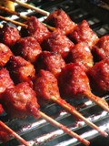 barbecue kebabs