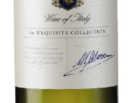 Aldi Exquisite wine label