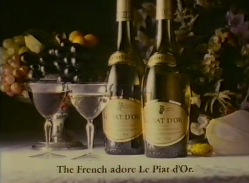 Le Piat D'Or advert