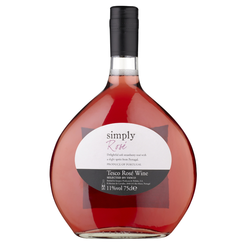 Tesco Simply Portuguese Rose