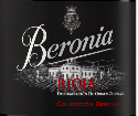 Beronia label