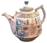 Bramah teapot